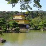 Op de eerste dag in Kyoto heb ik het gouden pavilioen bezocht. Een van de mooiere tempels in Japan.