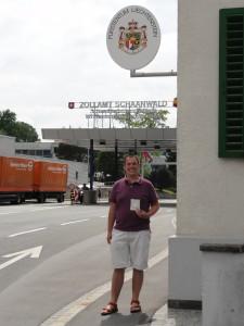 Loddie is in Liechtenstein geweest!