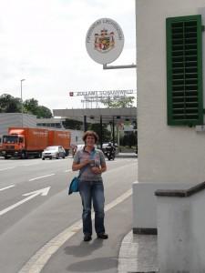 Eva is in Liechtenstein geweest!